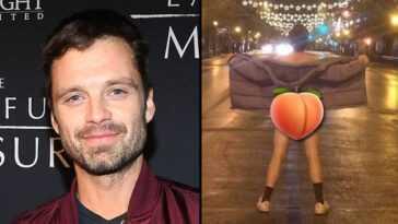Sebastian Stan Publie Une Photo Nue De Son Cul Nu