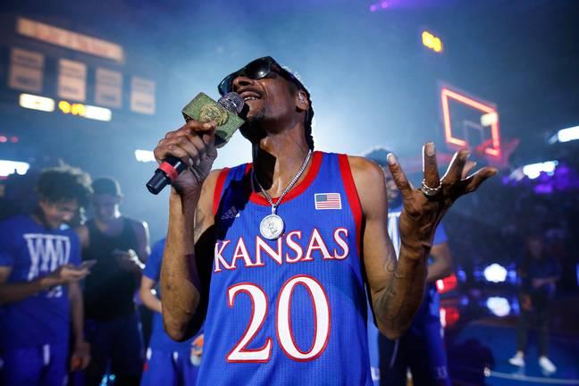 Le PBR de Snoop rapporte entre 40 000 et 50 000 dollars par an.  Crédit: PA