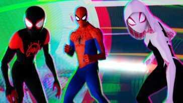 Spider Man: Dans Le Spider Verse 2 Se Verrouille Dans Un Trio