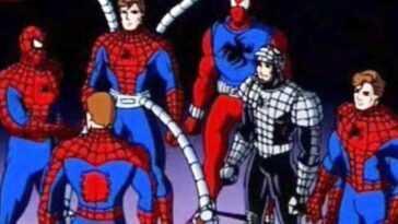 Spider Verse 2 Rumor Dunked: Spider Man Animé Des Années 90 Ne
