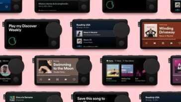 Spotify Car Thing: Spotify Présente Un Autoradio Avec écran Tactile