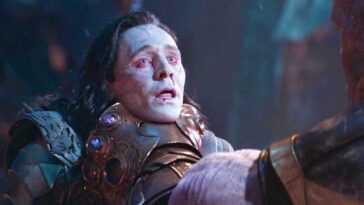 Thanos Tuant Loki Avait Une Ambiance Bien Différente Dans Les