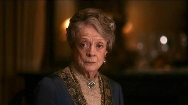 Maggie Smith fera également partie de la suite.  Photo: (IMDB)