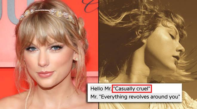 Chansons de Taylor Swift Fearless Vault: Tous les œufs de Pâques et références