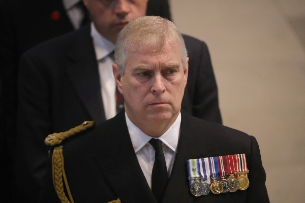 Le prince Andrew était le plus controversé des Windsors.  Photo: (Getty)