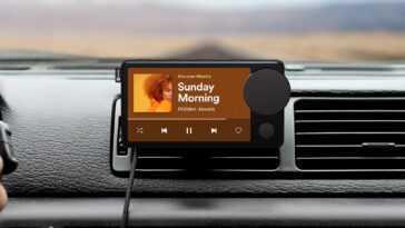 Voici L'autoradio Spotify: Comment ça Marche Et à Quoi ça