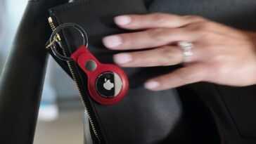 Voici Les Airtags, Les Accessoires Pour Iphone Pour Retrouver Les