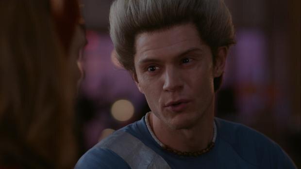 Evan Peters a été choisi comme le frère de Wanda, Pietro Maximoff.  (Photo: Disney +)