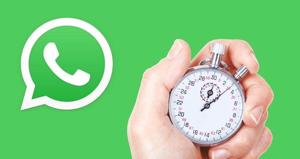 WhatsApp inclut des nouvelles dans les messages qui s'autodétruisent