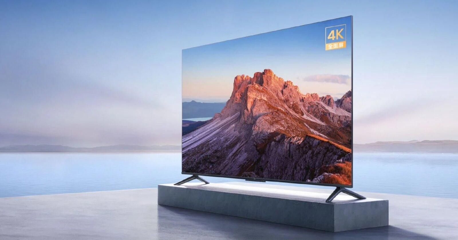 Téléviseur 4K pas cher de Xiaomi