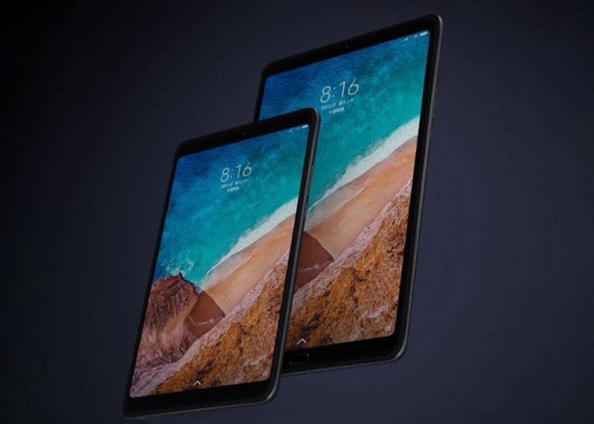 Après le Mi Pad 4, Xiaomi prépare le lancement de trois nouvelles tablettes