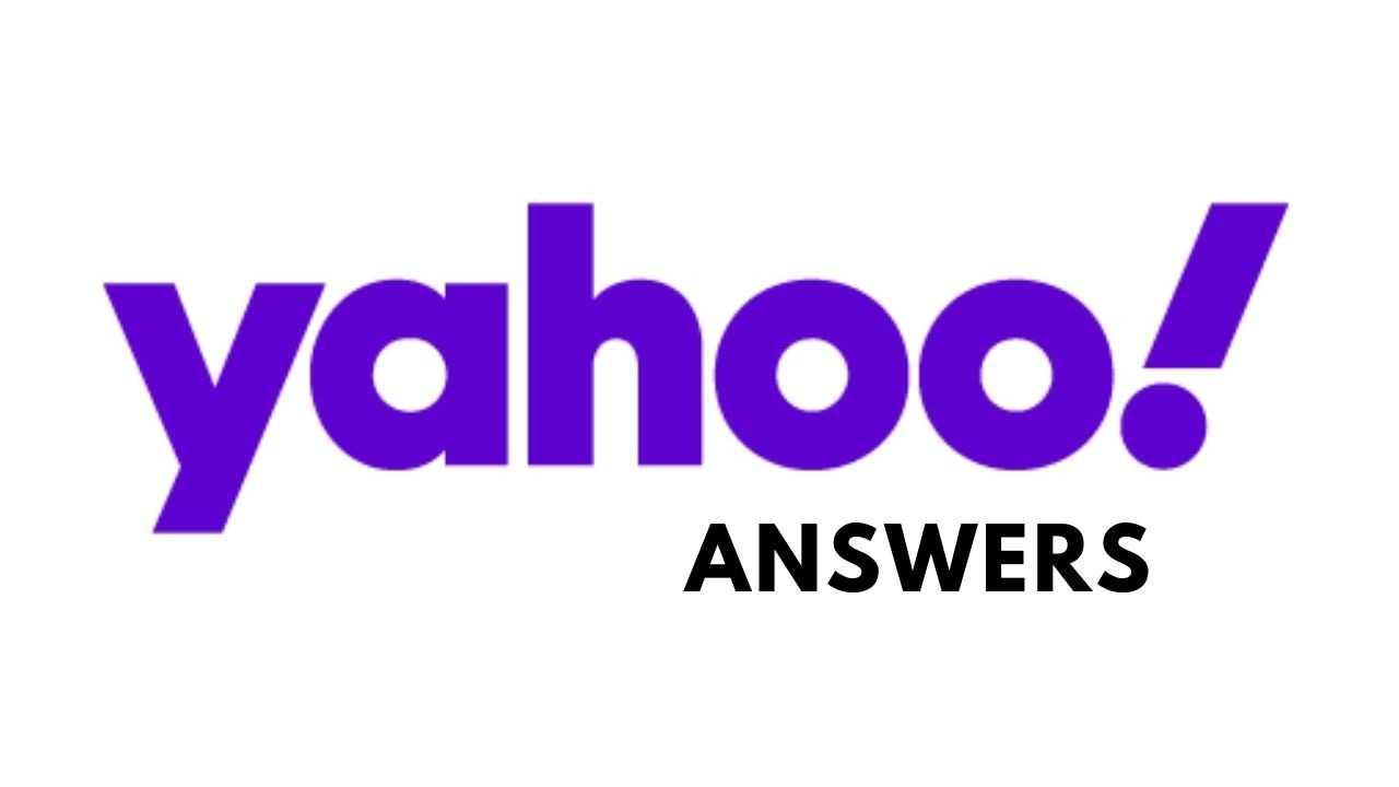 Yahoo Answers s'arrête et toutes ses archives seront effacées le 4 mai