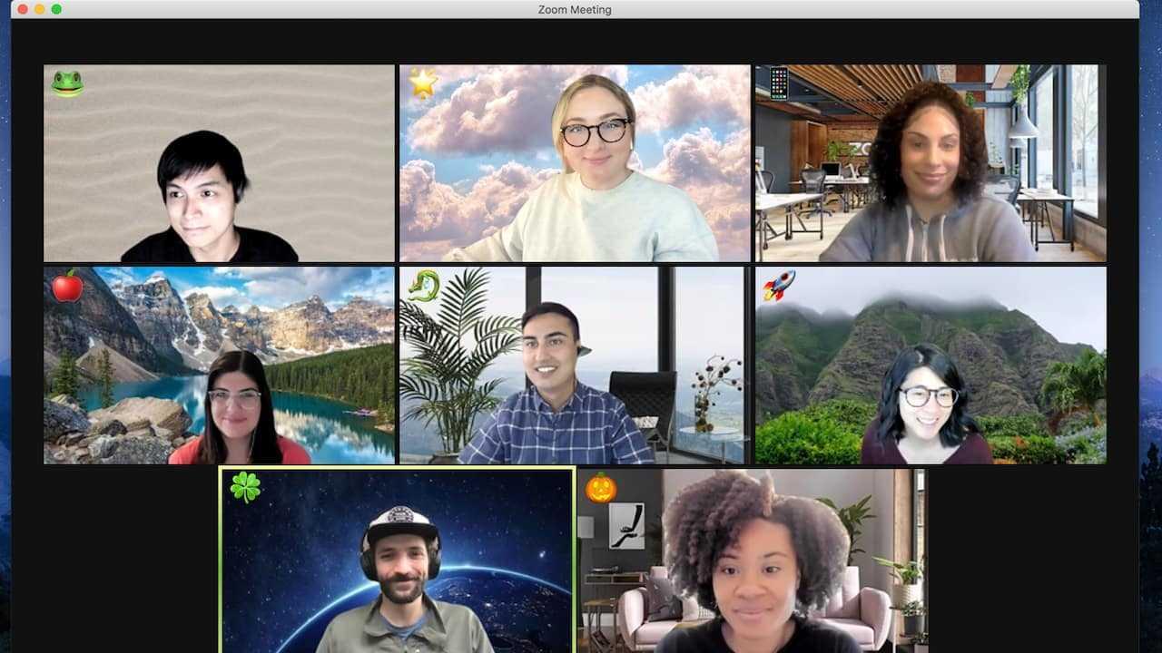 Zoom a maintenant de nouvelles fonctionnalités telles que Zoom Rooms, Zoom Chats, Zoom Phone et plus encore.