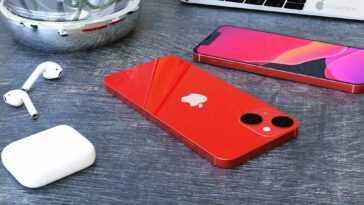 Iphone 13 Mini En Rouge: Comment Aimez Vous Ce Design?