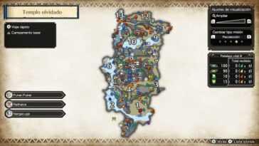 Puntos De Recoleccion En El Mapa En Monster Hunter Rise 000.jpg