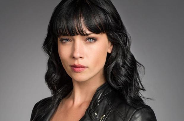 Carolina Miranda joue Vicenta «La Coyote» Acero de la troisième saison de Señora Acero (Photo: Telemundo)