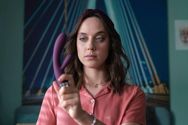 La série met en vedette Aleksandra Skraba dans le rôle de Natalia, la principale protagoniste de la série et une étudiante mal à l'aise.  (Photo: Netflix)