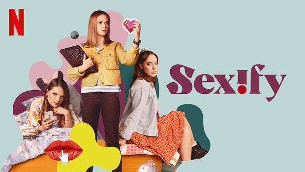 Maria Sobocinska joue Paulina, la meilleure amie de Natalia qui connaît le mieux le corps féminin en matière de relations.  (Photo: Netflix)