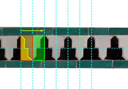 Image 6 81 Frise Géométrique