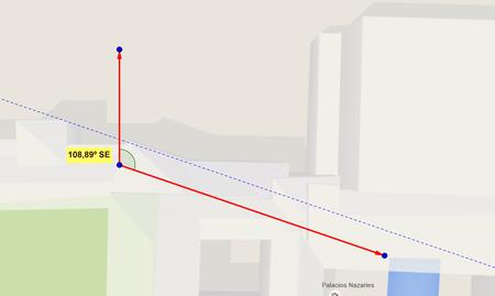 Image 5 27 Orientation de l'Oratorio Del Mexuar avec Google Maps