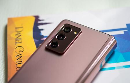 Caméras arrière Samsung Galaxy Z Fold 2
