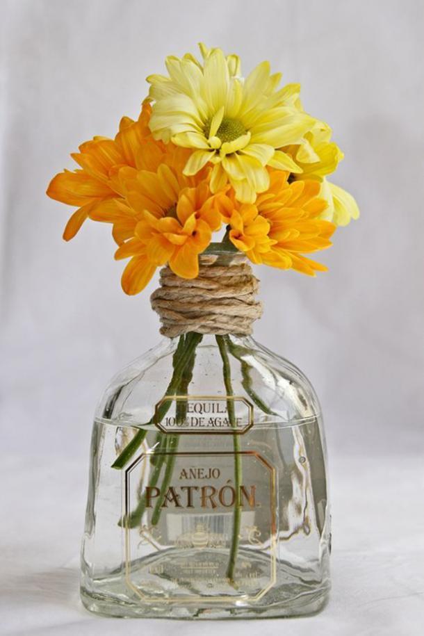 vase à fleurs patron bricolage décorations cinco de mayo