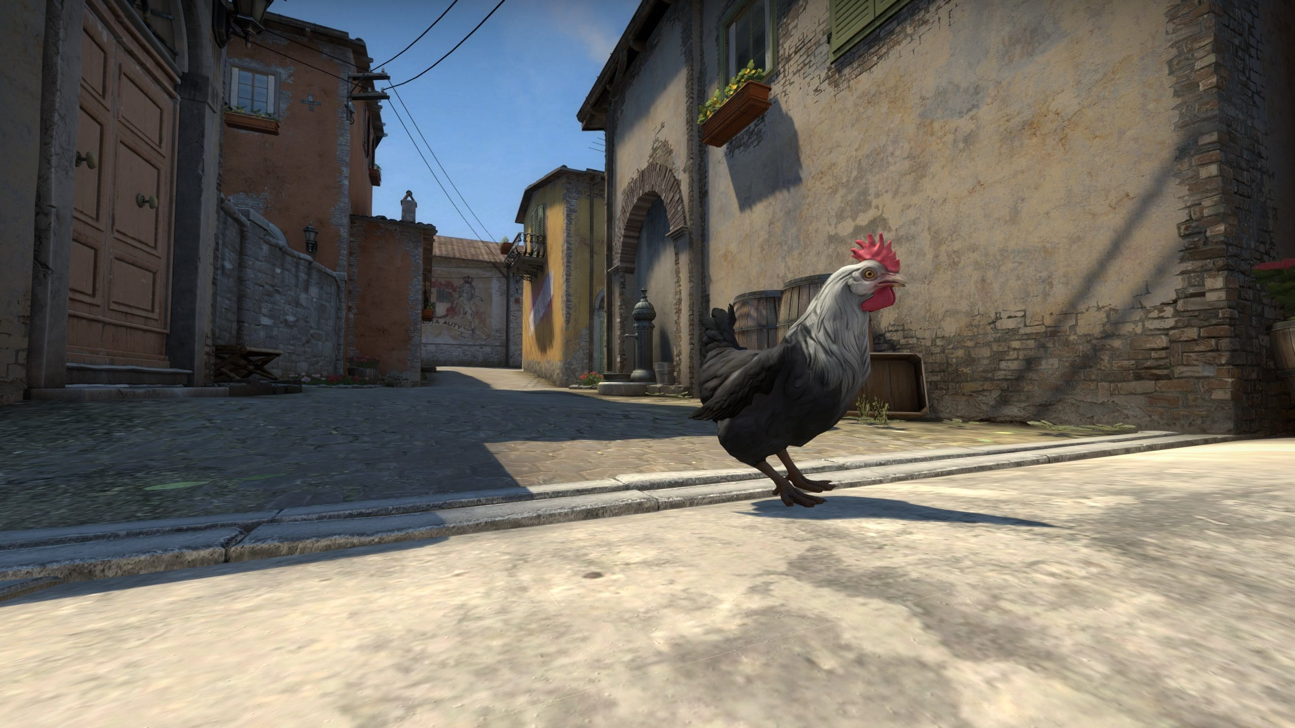 CS: GO nouveaux poulets de poulet