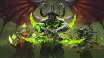 World of Warcraft The Burning Crusade dévoile sa date de sortie
