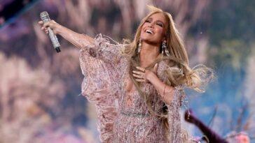 L'incroyable ressemblance de Jennifer Lopez avec sa fille et sa mère