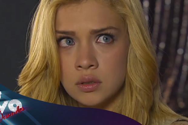 """Carolina Miranda a joué Carmen Bravo Díaz dans """"Las Bravo"""" (Photo: TV Azteca)"""