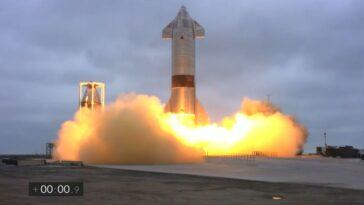 Spacex Lance La Fusée Starship Sn15 Et Colle L'atterrissage En