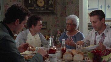 Goodfellas: le camée de la mère de Scorsese était presque improvisé