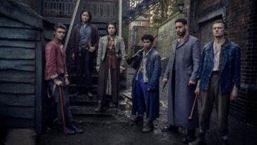 Netflix met fin aux `` Irréguliers '' après la saison 1