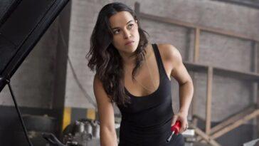 Michelle Rodriguez obligée de réécrire son personnage dans `` Fast & Furious ''