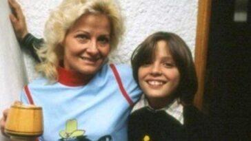 """Ils assurent que Marcela Basteri, mère de Luis Miguel, vit et """"c'est bien"""""""