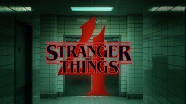 `` Stranger Things '': une mystérieuse bande-annonce pour la saison 4 arrive