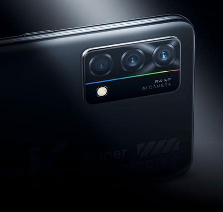 Caméras Oppo K9 5g
