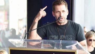 Zack Snyder a avoué qu'il se sentait incapable de diriger dans Star Wars