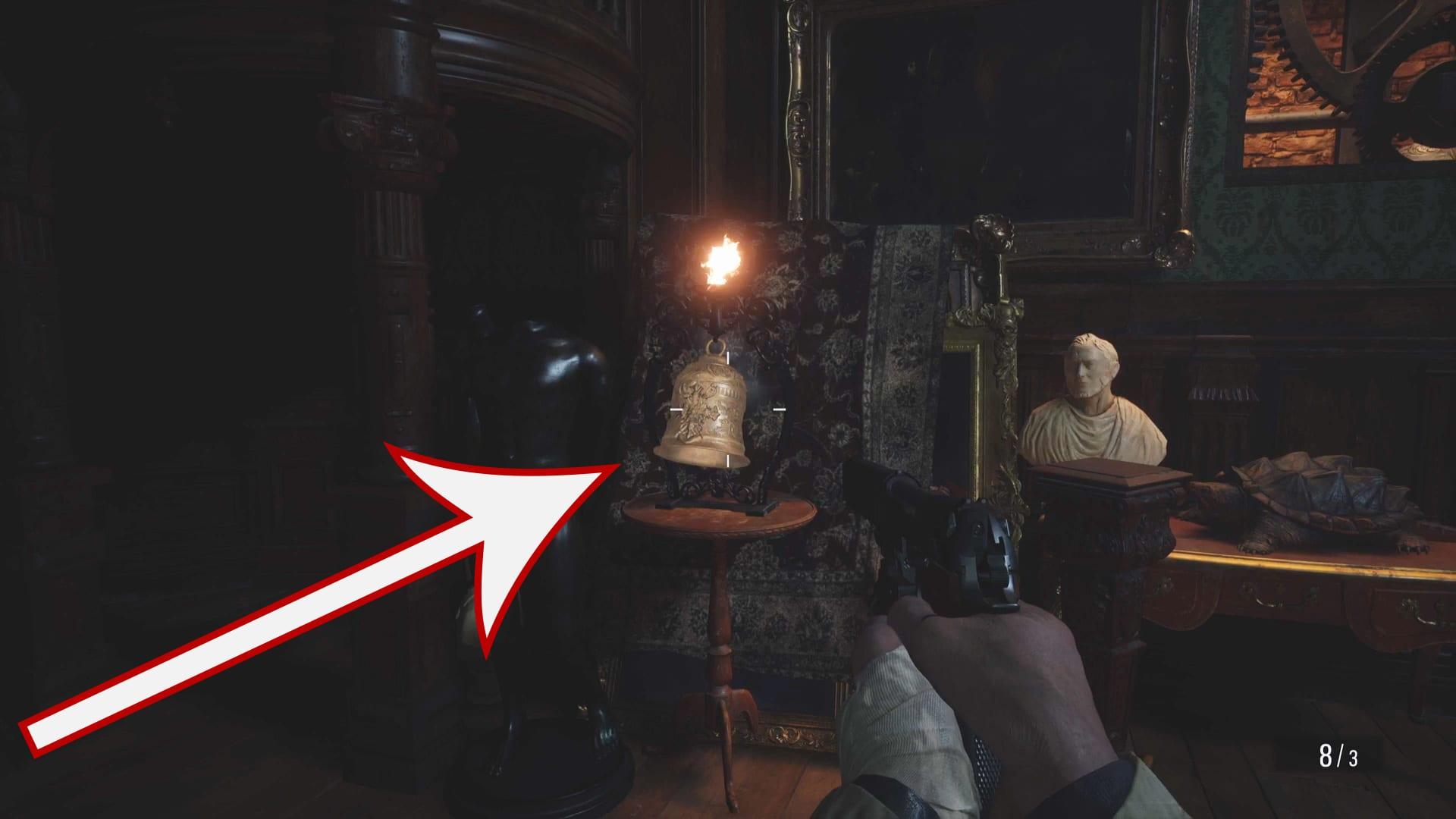 Resident Evil 8 - Cloche 1