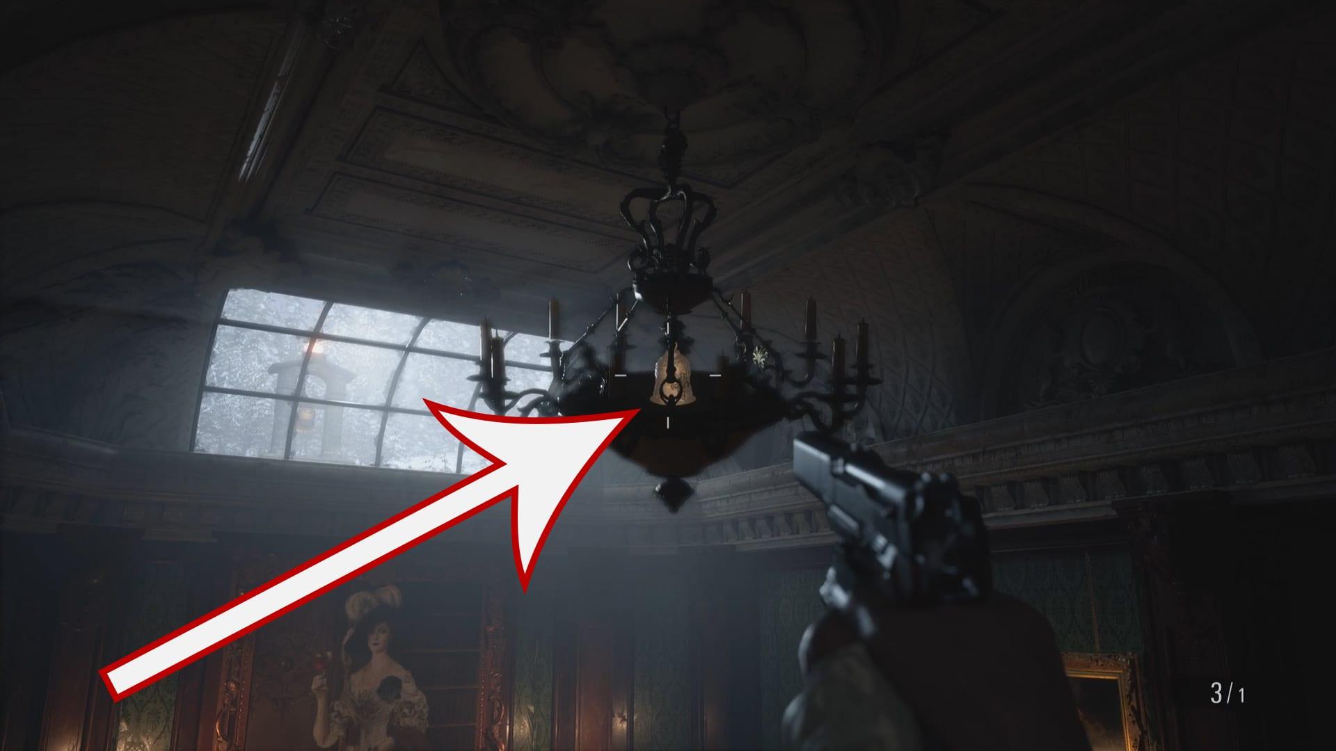 Resident Evil 8 - Bell 5