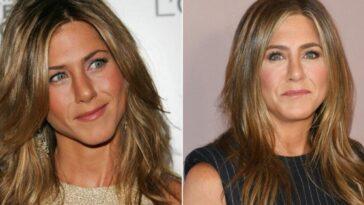 Tous les changements de look de Jennifer Aniston