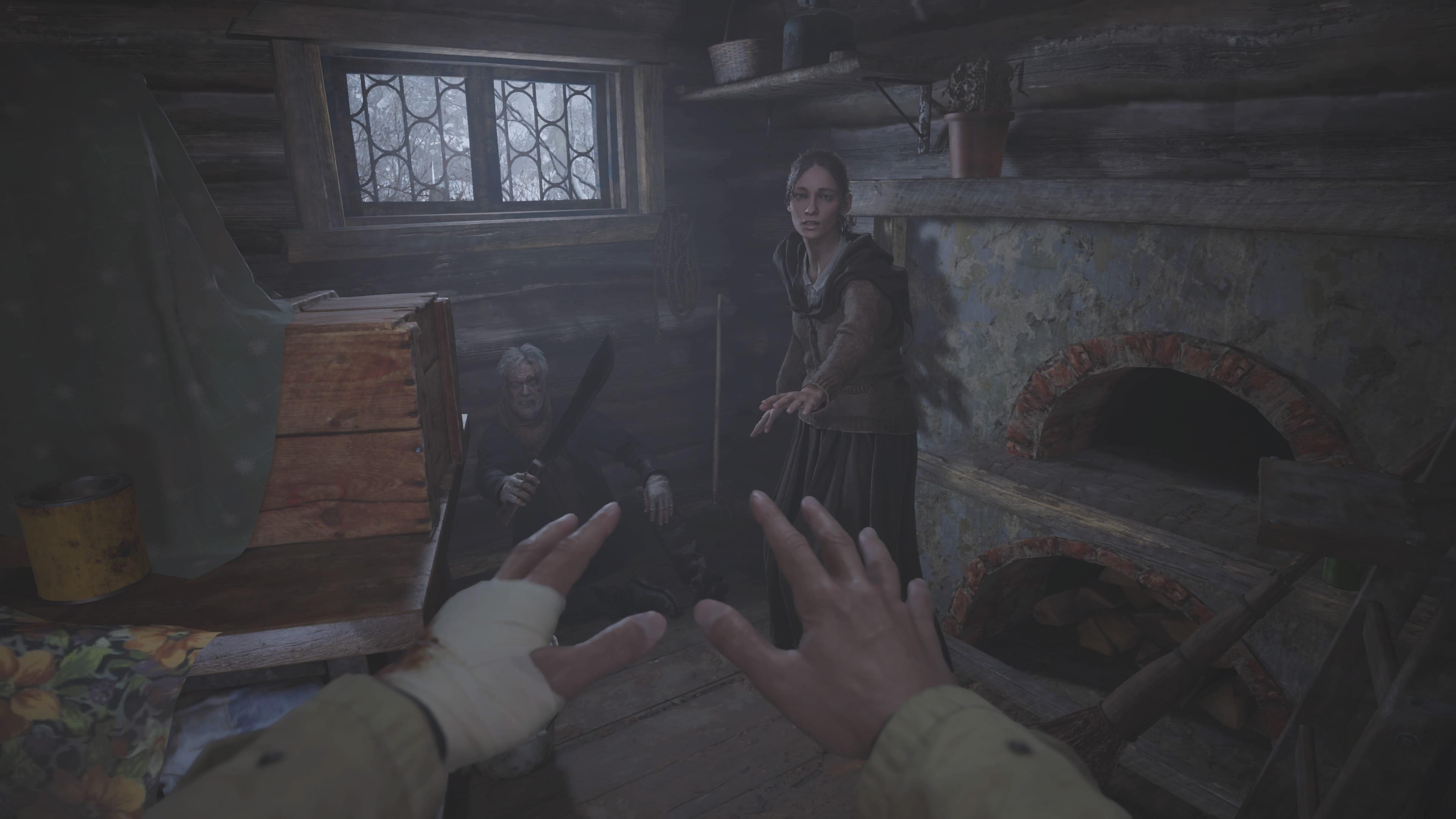 Elena et Leonardo: Resident Evil 8 (solution)