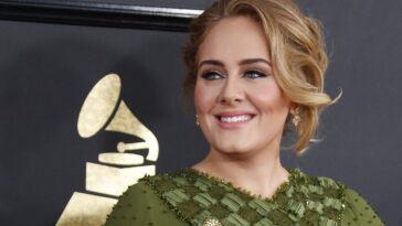 Adele surprend ses fans en célébrant son 33e anniversaire