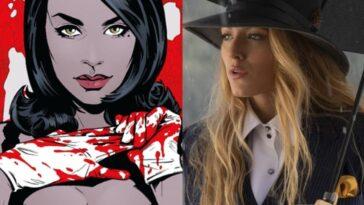 Blake Lively jouera dans l'adaptation Netflix de `` Lady Killer ''