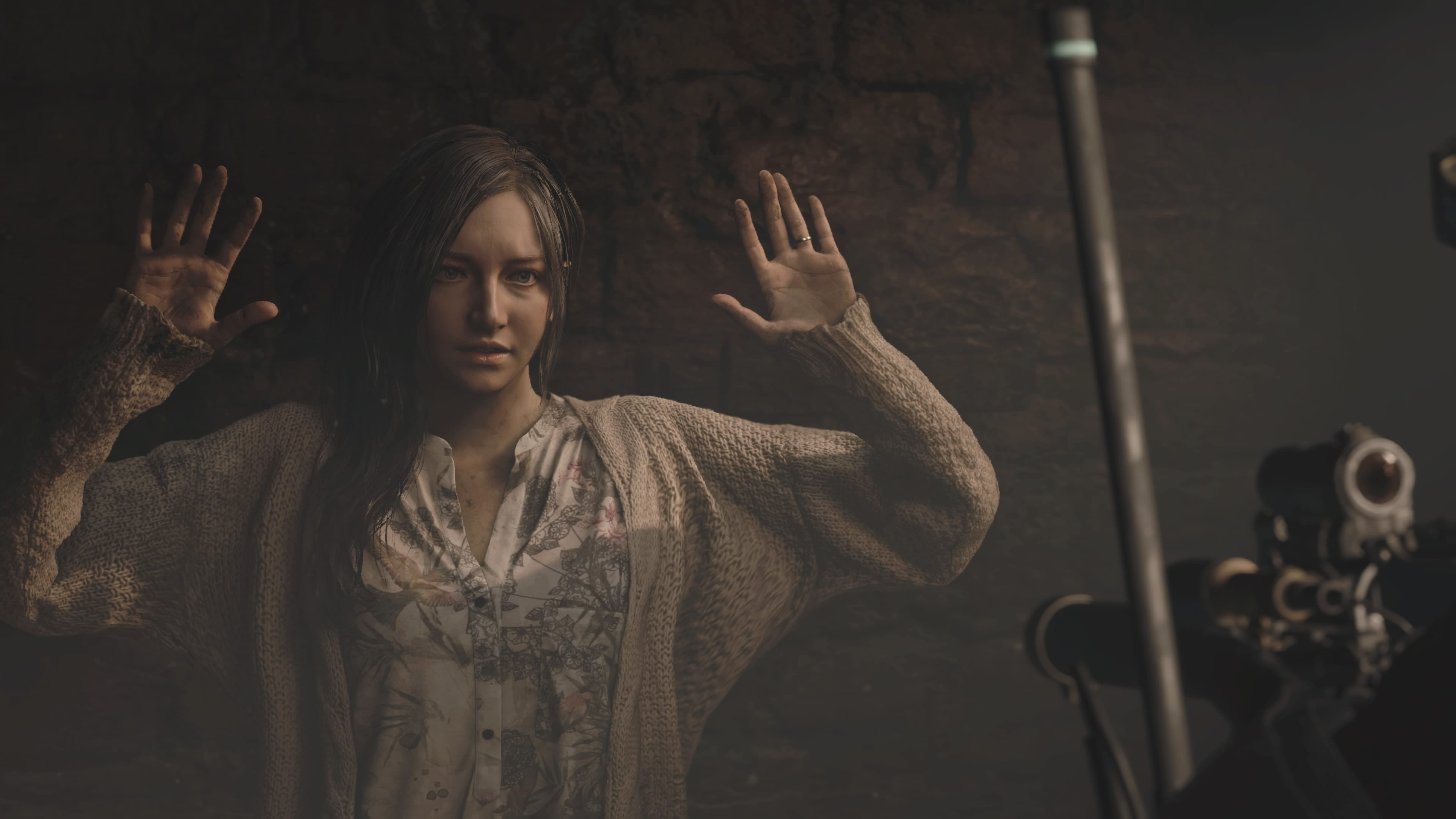 Resident Evil 8: Mia Winters (Solution)