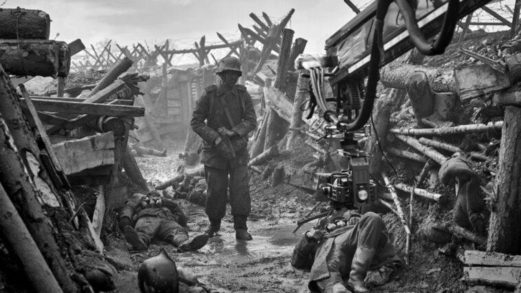 Netflix partage son premier regard sur `` Tout calme sur le front occidental ''