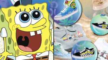 Deux Nouvelles Collections Vans X Spongebob Arrivent En Juin 2021