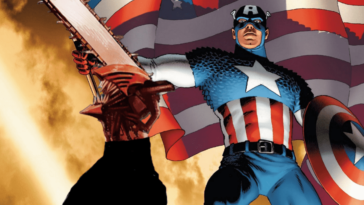 L'auteur de Chainsaw Man dessine sa version de Captain America