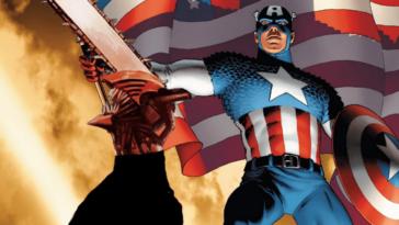 L'auteur de Chainsaw Man dessine sa version de Captain America