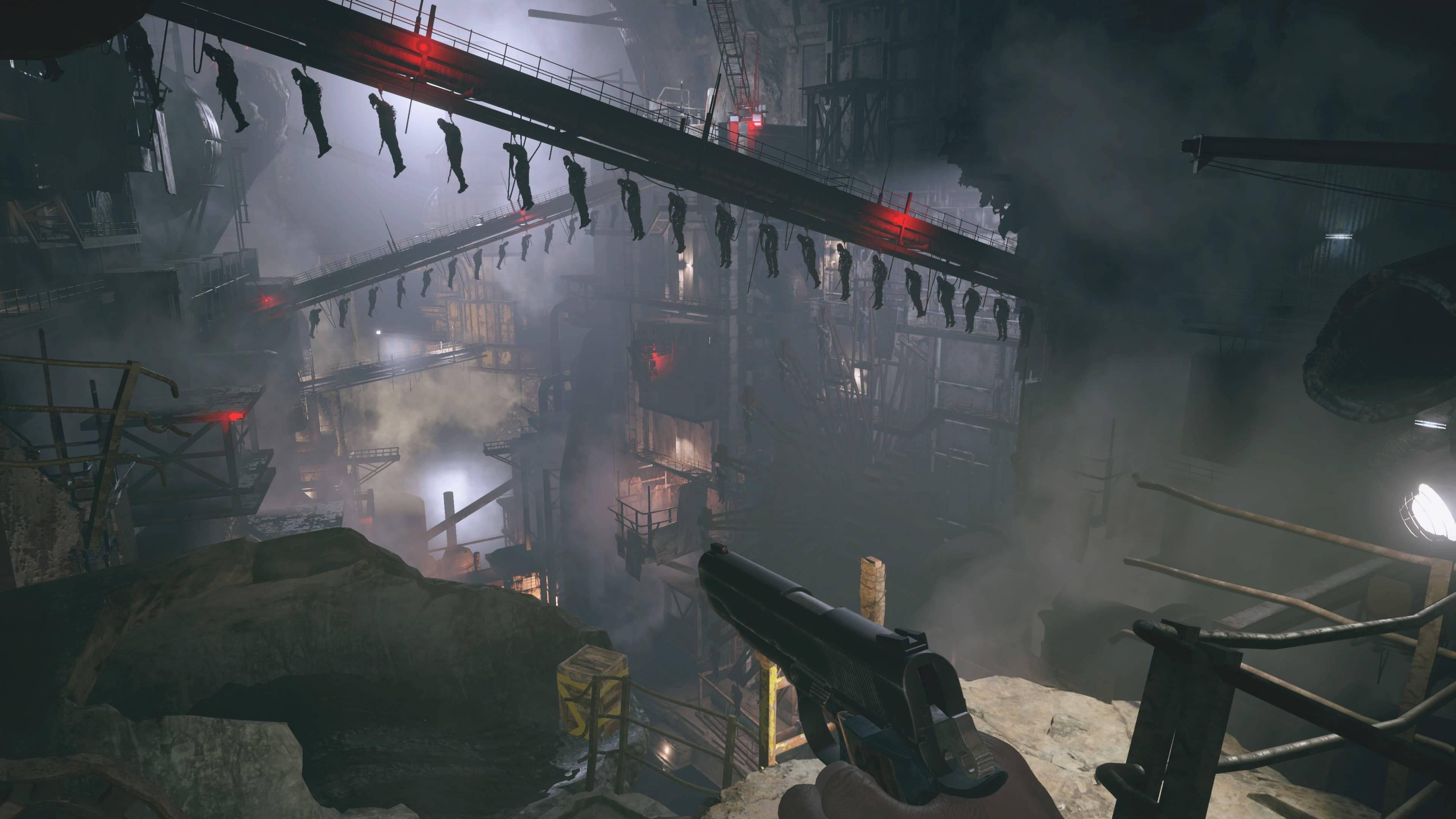 Resident Evil 8: Usine de Heisenberg (solution)